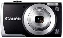 Canon PowerShot A2500 Advance Point and shoot Price in India