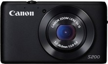 Canon PowerShot S200 Price in India