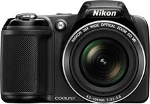Nikon Coolpix L320 Advance Point and shoot Price in India