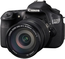 Canon EOS 60D (III EF S18-200mm Lens) Price in India