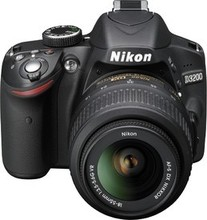 Nikon D3200 Body(AF-S DX NIKKOR 18-55mm f-3.5-5.6G VR II Lens DSLR Camera) Price in India