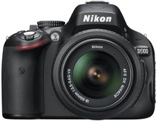 Nikon D5100 DSLR Camera Price in India
