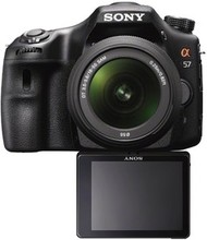 Sony Alpha A57K SLT Body(18-55 mm Lens DSLR Camera) Price in India