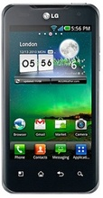 LG Optimus 2x P990 Price in India
