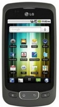 LG Optimus One P500 Price in India