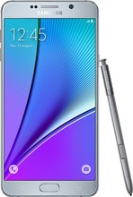 Samsung Galaxy Note 5 64GB Silver Price in India