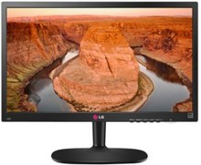 LG LED Backlit LCD 22M35D-B Monitor Price in India