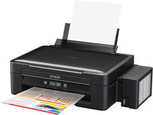 Epson L Series L350 Multi-function Inkjet Printer Price in India
