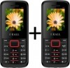 iBall K-88 Set of 2 Dual SIM Mobiles price in india